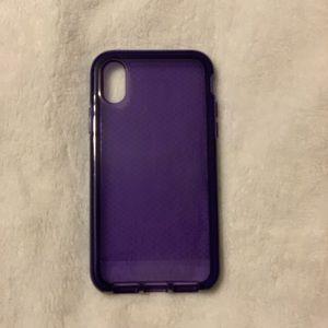 Tech 21 iPhone X case
